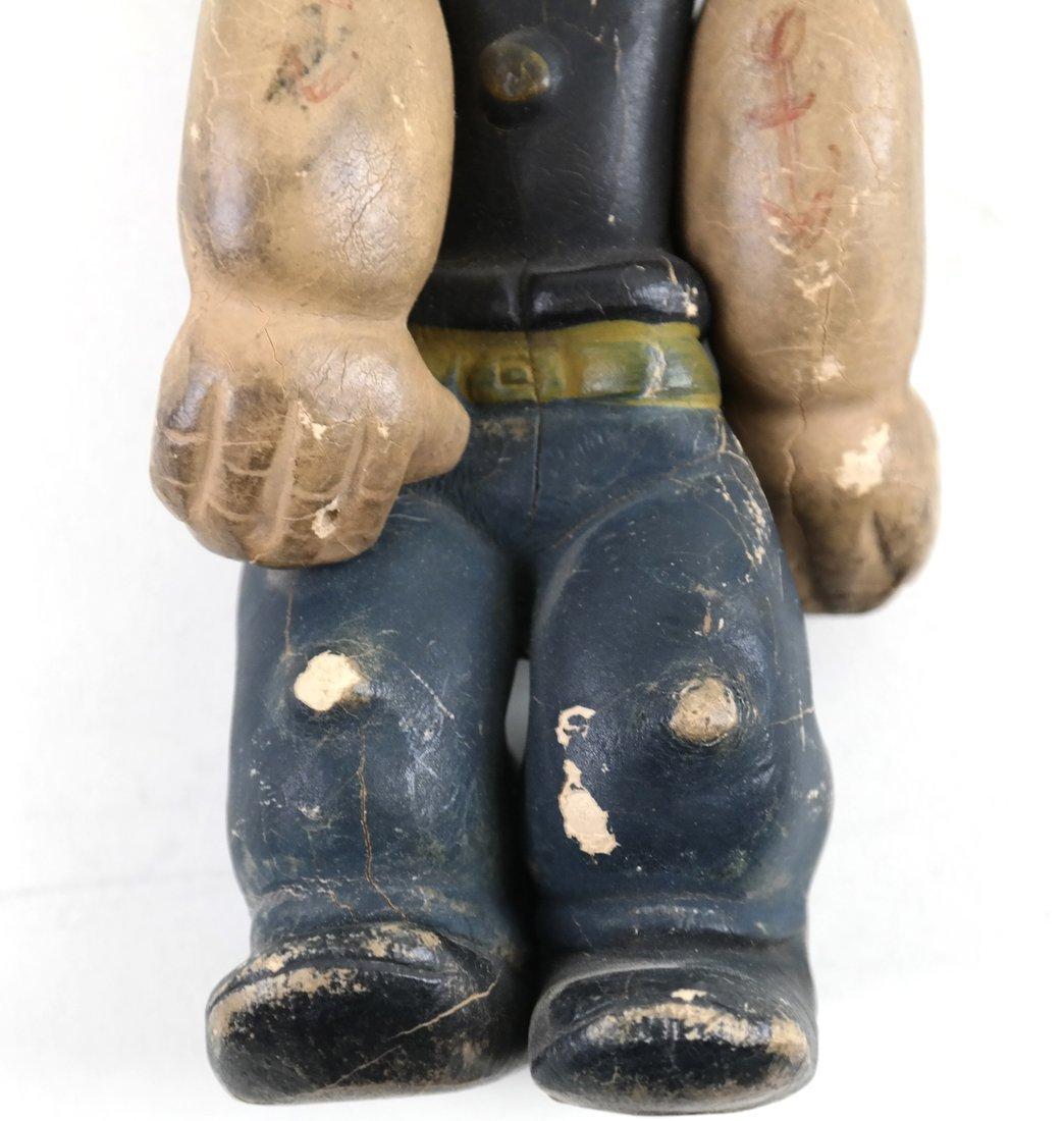 Vintage Popeye the Sailor Figure - 3