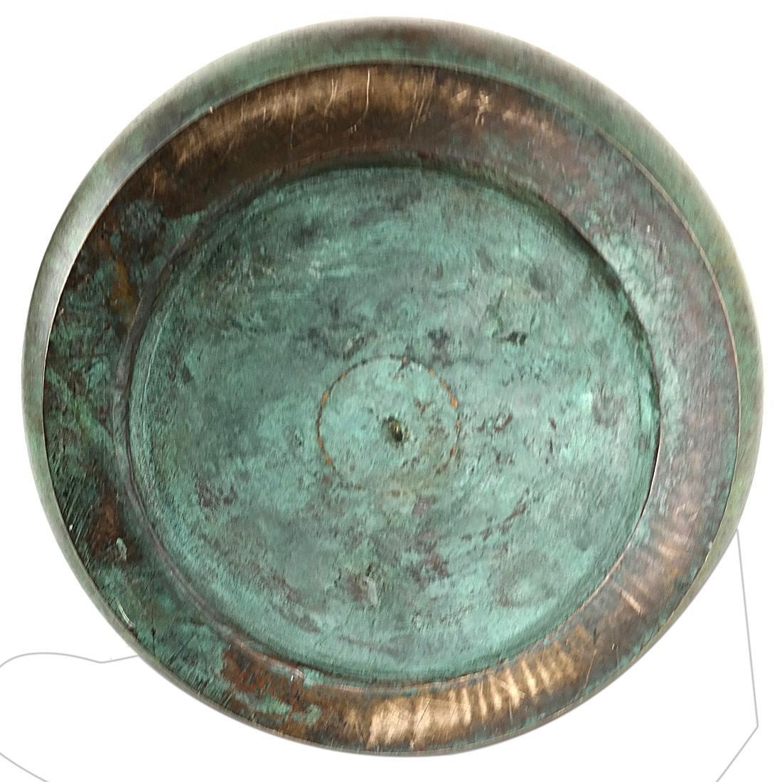 Bronze Vase - 5