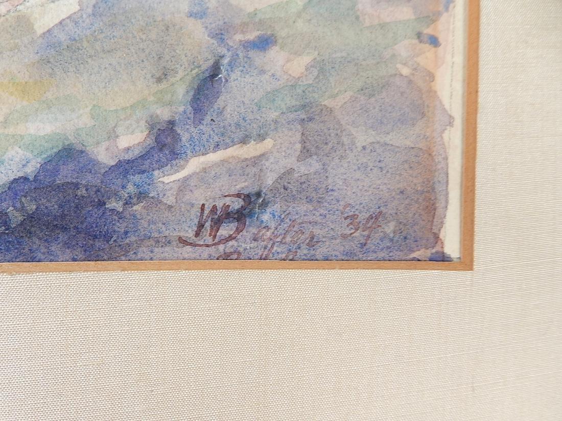 Ten Framed Works of Art - 10