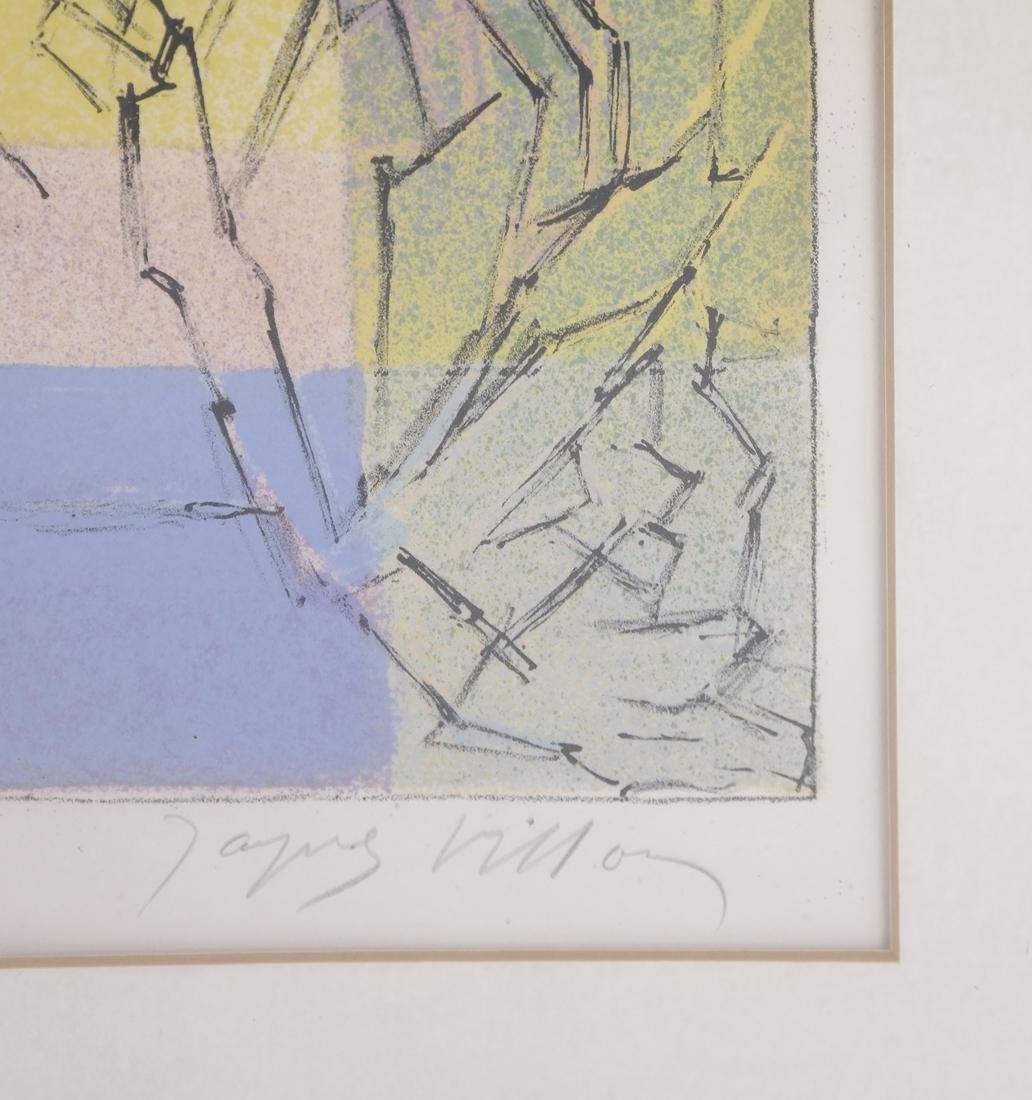 Jacques Villon Abstract - 5