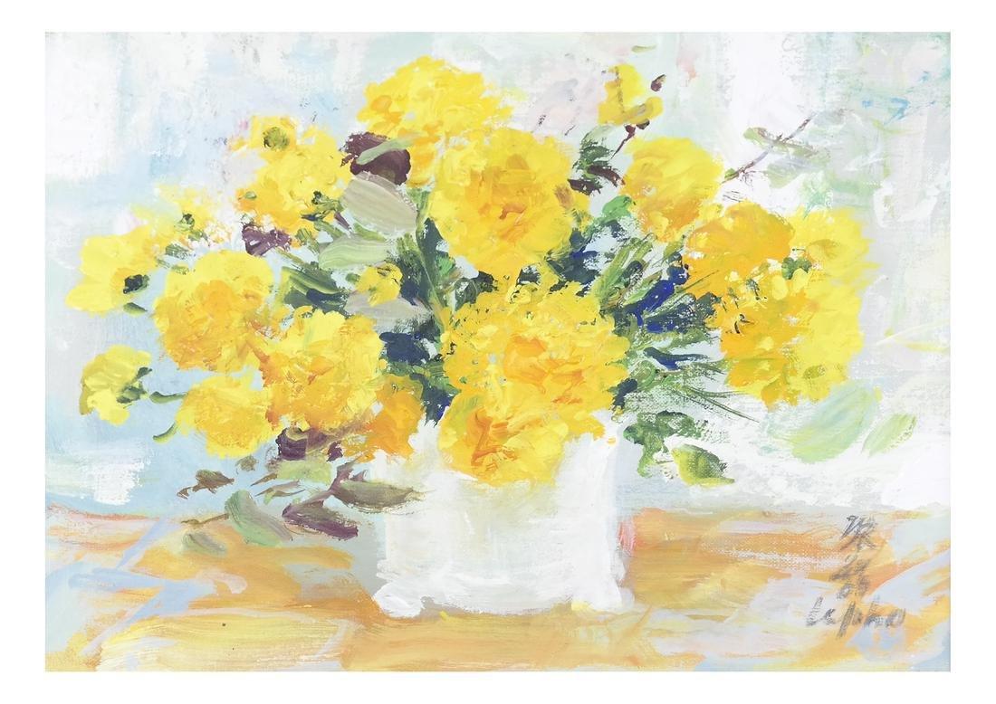"""Le Pho , """"Bouquet de Fleurs"""""""