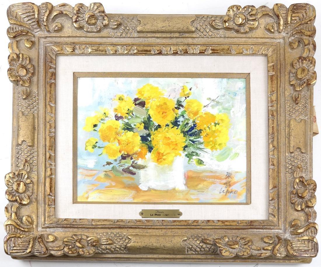 """Le Pho , """"Bouquet de Fleurs"""" - 2"""