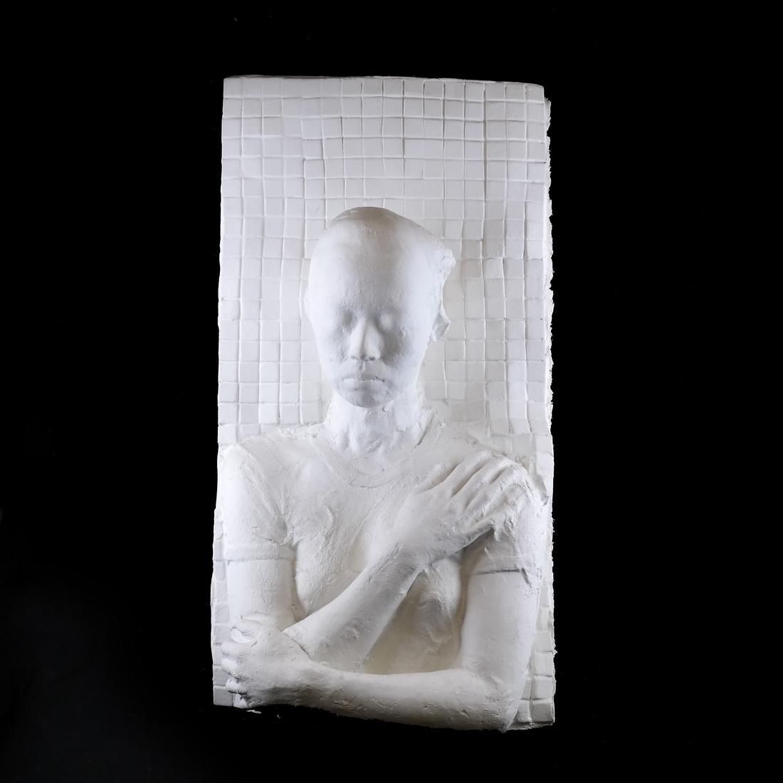George Segal, Woman, Sculpture