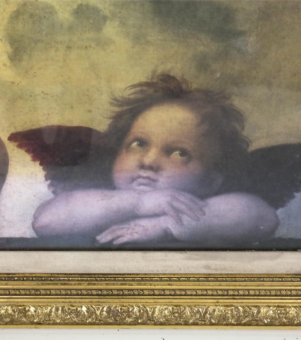 After Raphael's Two Cheribum - 4