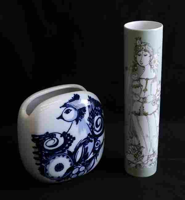Two Various Rosenthal Vases