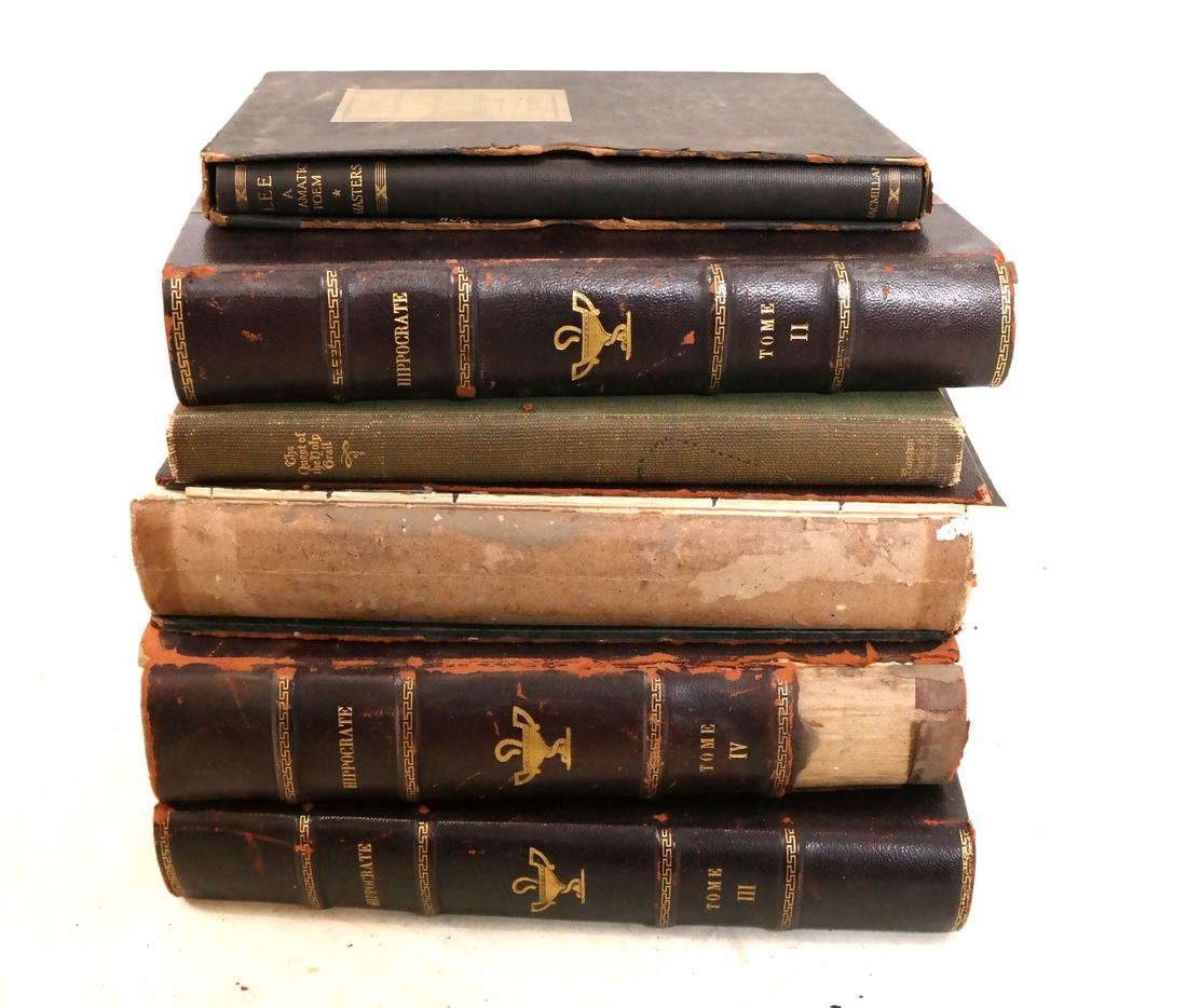 Group of Six Books