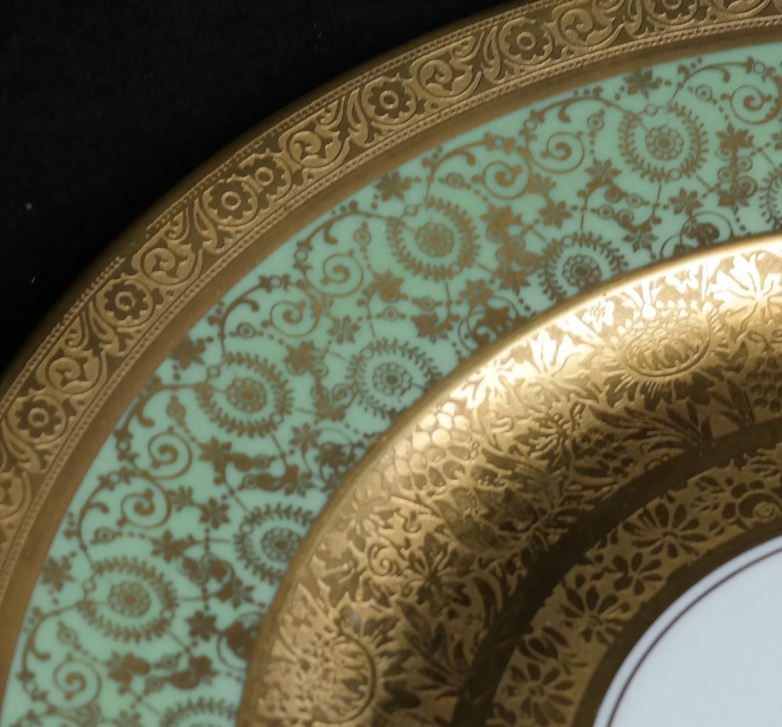 Set of Twelve Royal Bavarian Plates - 4