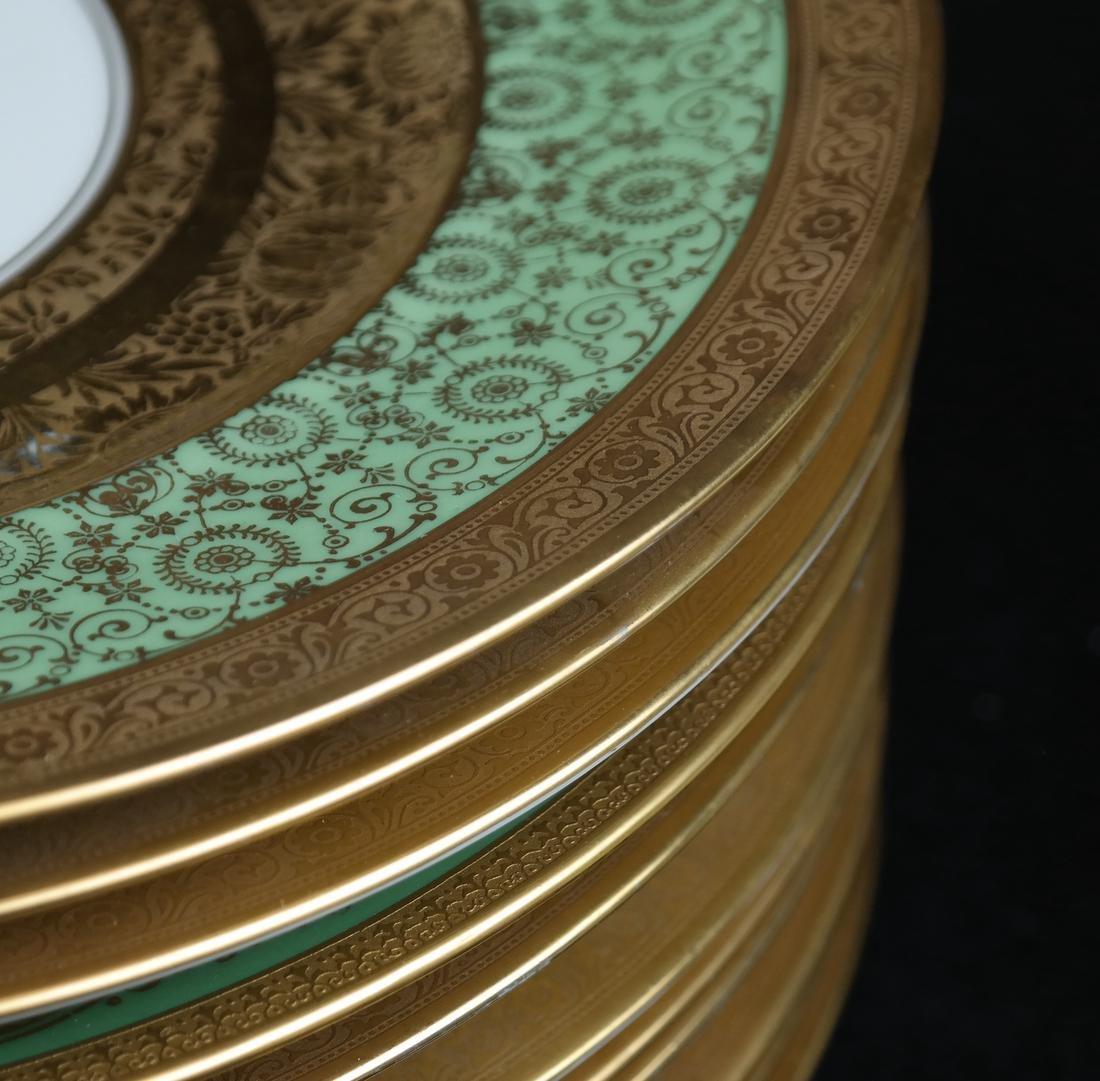 Set of Twelve Royal Bavarian Plates - 6