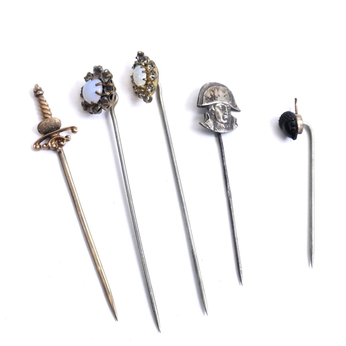 Group of 11 Pins - 3