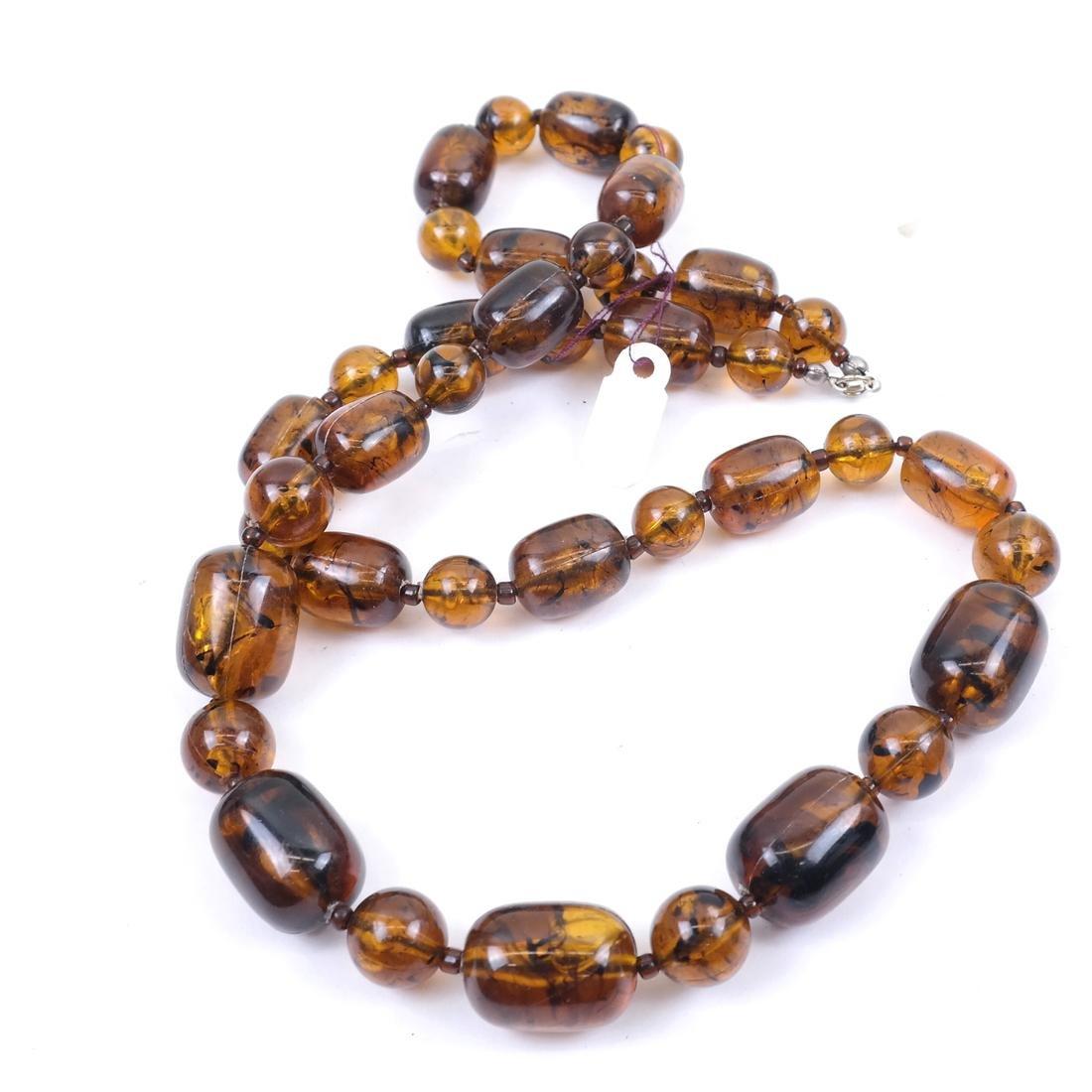 Jade and Assorted Neckaces & Bracelets - 5