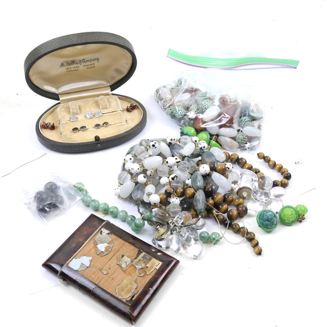 Vintage Jewelry Ensemble