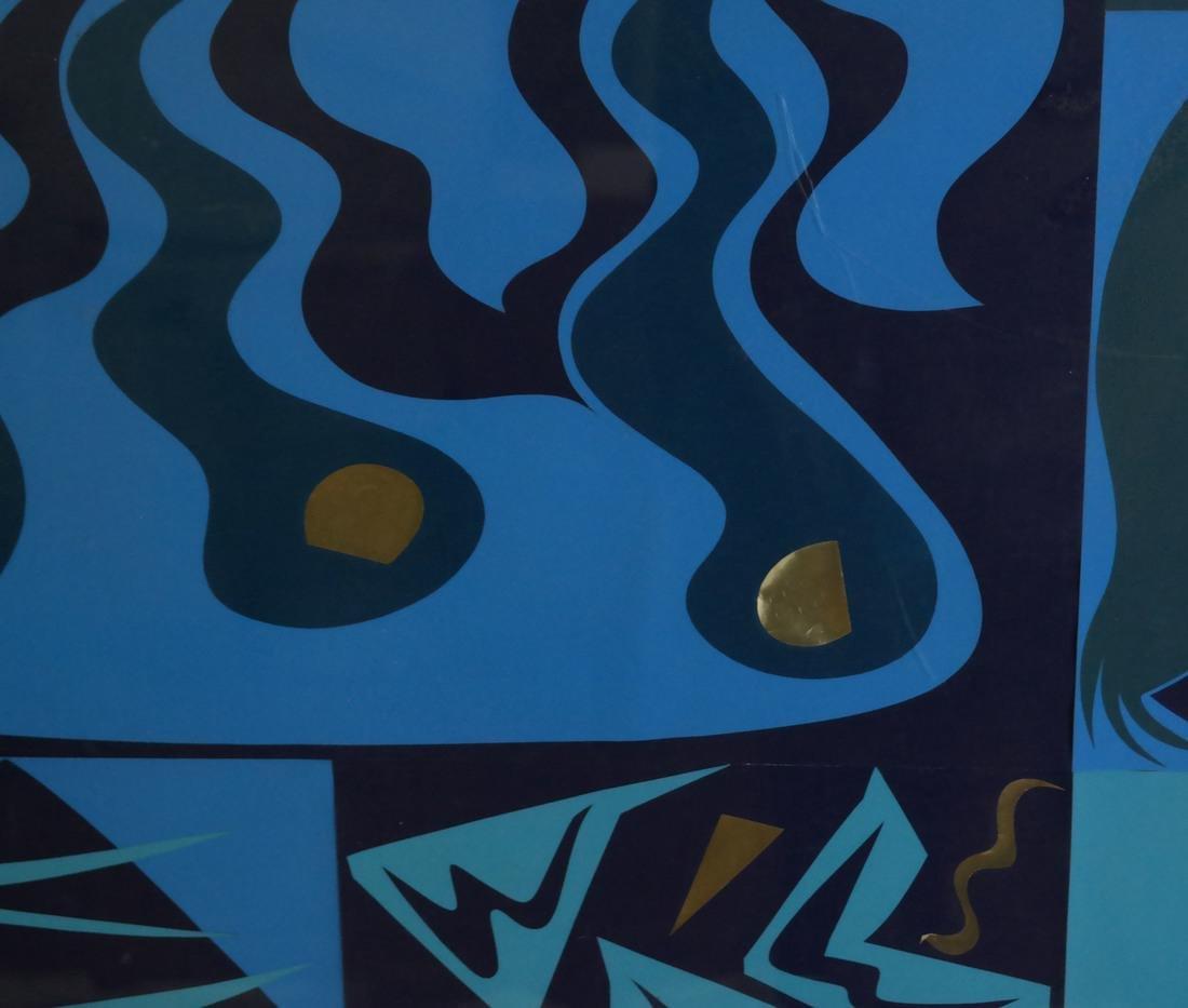 Framed Collage, Squares - 5