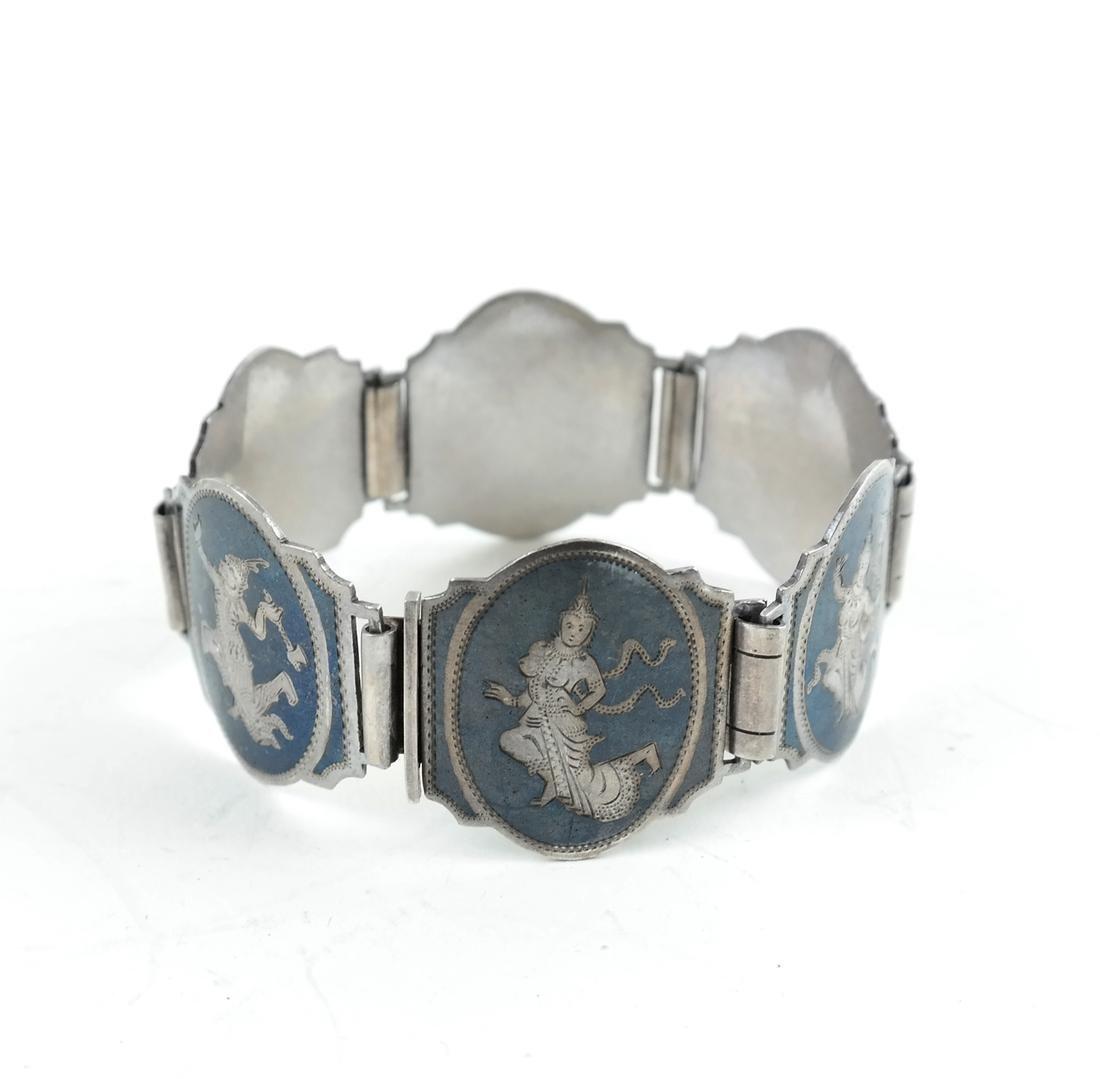 Twenty-Five Siam, Silver Jewelry Items - 6