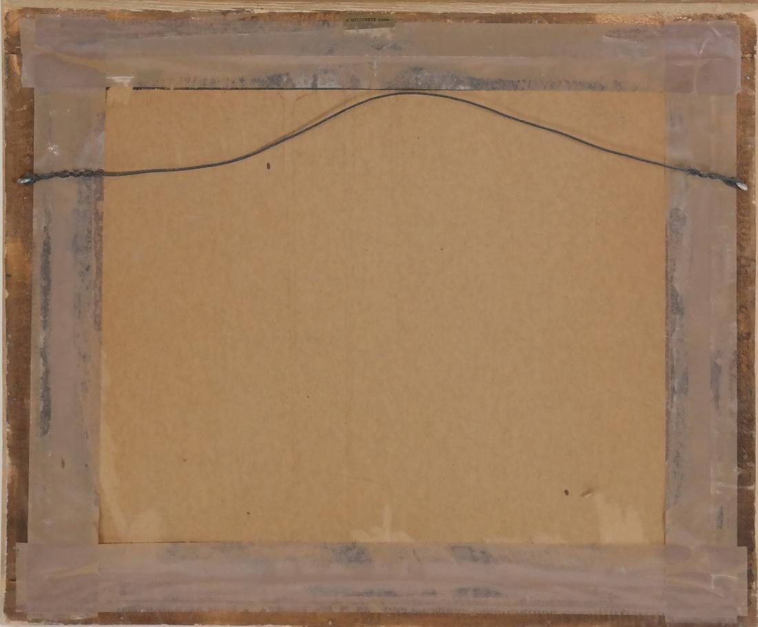 Boyce Benge, Abstract Landscape, W/C - 6