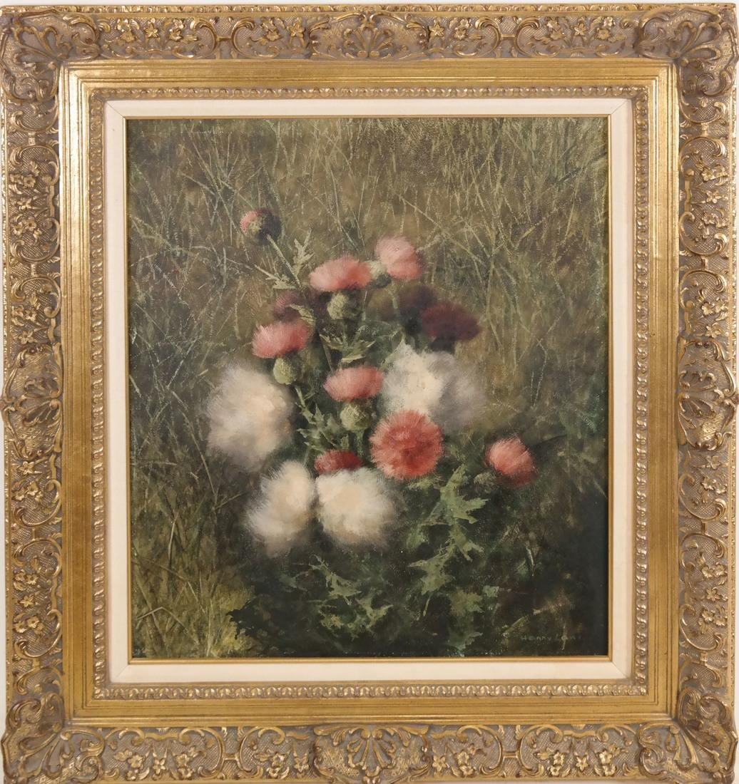 Henry Lane, Floral Still Life - 2