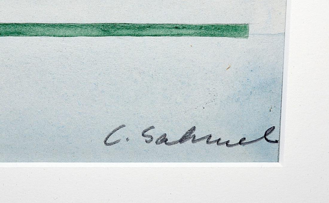 Charles Sahwel (American) - Untitled, No. 26 - 5