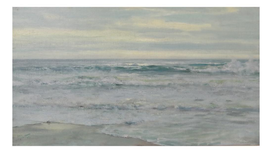 Howard Russel Butler, Coastal Seascape