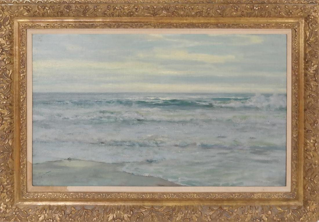 Howard Russel Butler, Coastal Seascape - 2