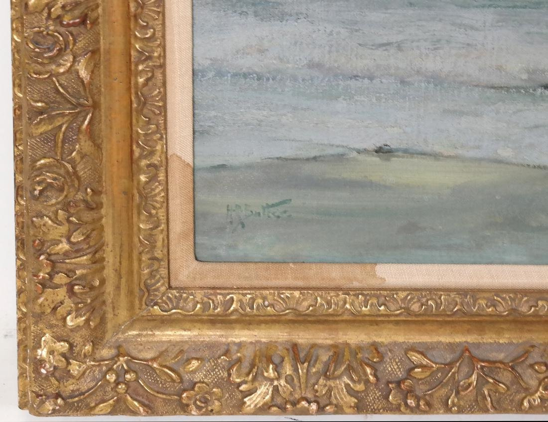 Howard Russel Butler, Coastal Seascape - 3