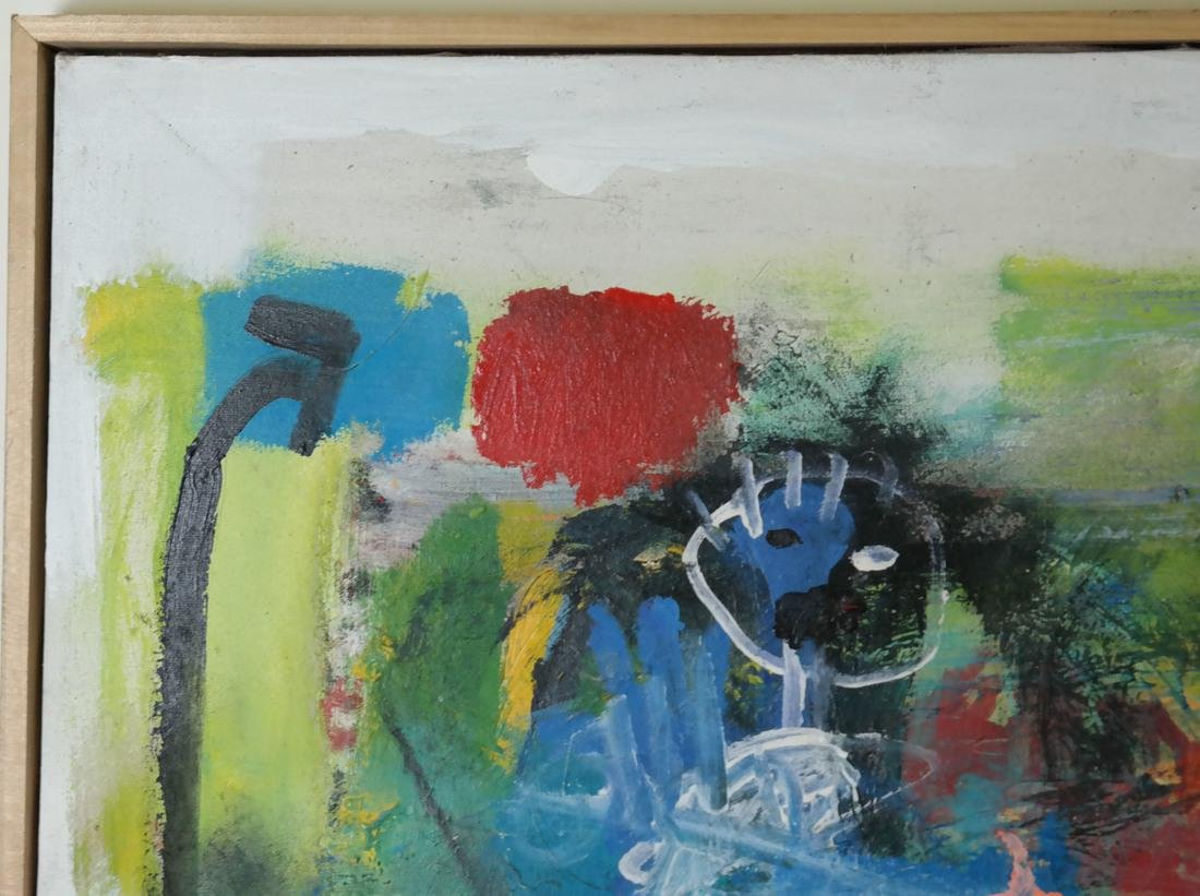 Dieter Wolthoff, Figural Abstract - 5