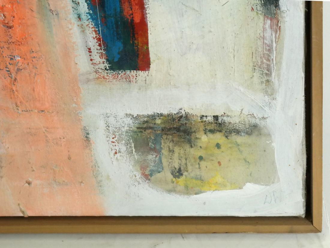 Dieter Wolthoff, Figural Abstract - 6
