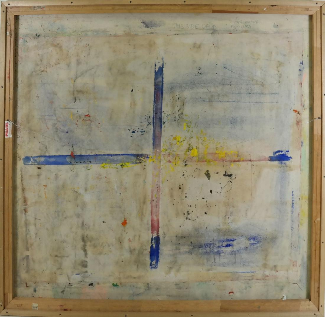 Dieter Wolthoff, Figural Abstract - 7