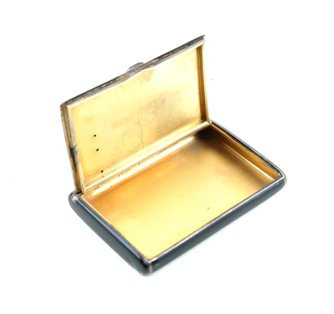 French Jeweled Compact - 5