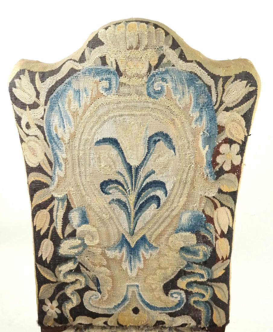 Pair of 18th C. Tapestry Side Chairs - 2