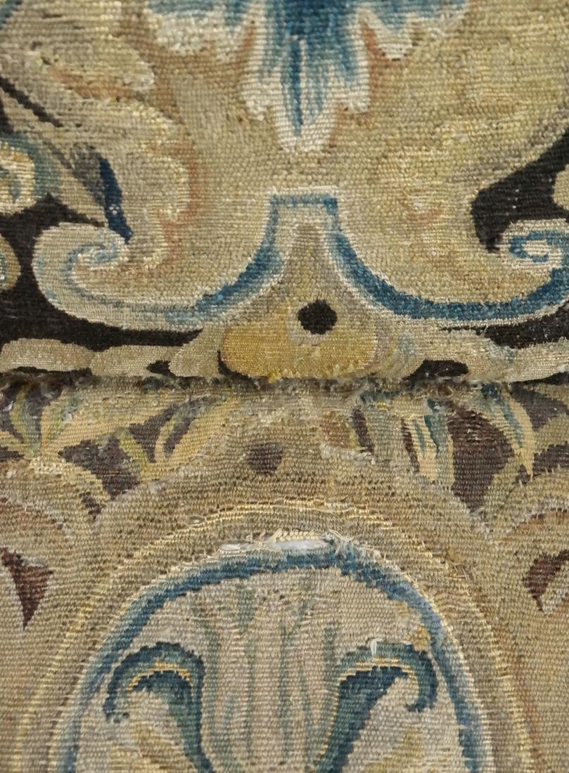 Pair of 18th C. Tapestry Side Chairs - 5