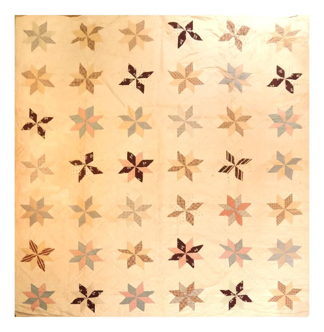Handmade Decorated Quilt