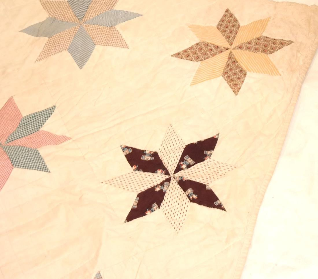 Handmade Decorated Quilt - 2
