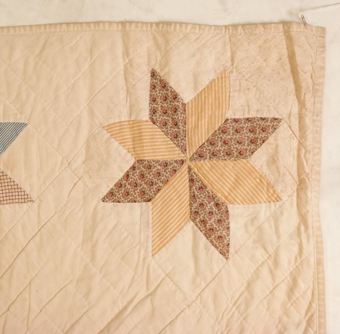 Handmade Decorated Quilt - 3