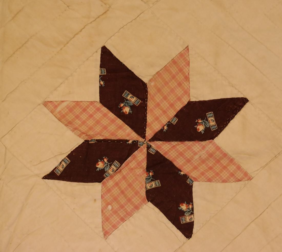 Handmade Decorated Quilt - 4