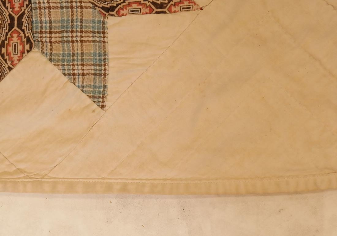 Handmade Decorated Quilt - 5