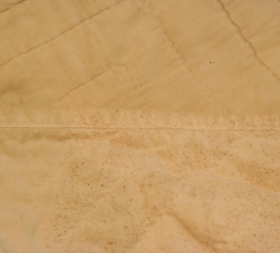Handmade Decorated Quilt - 6