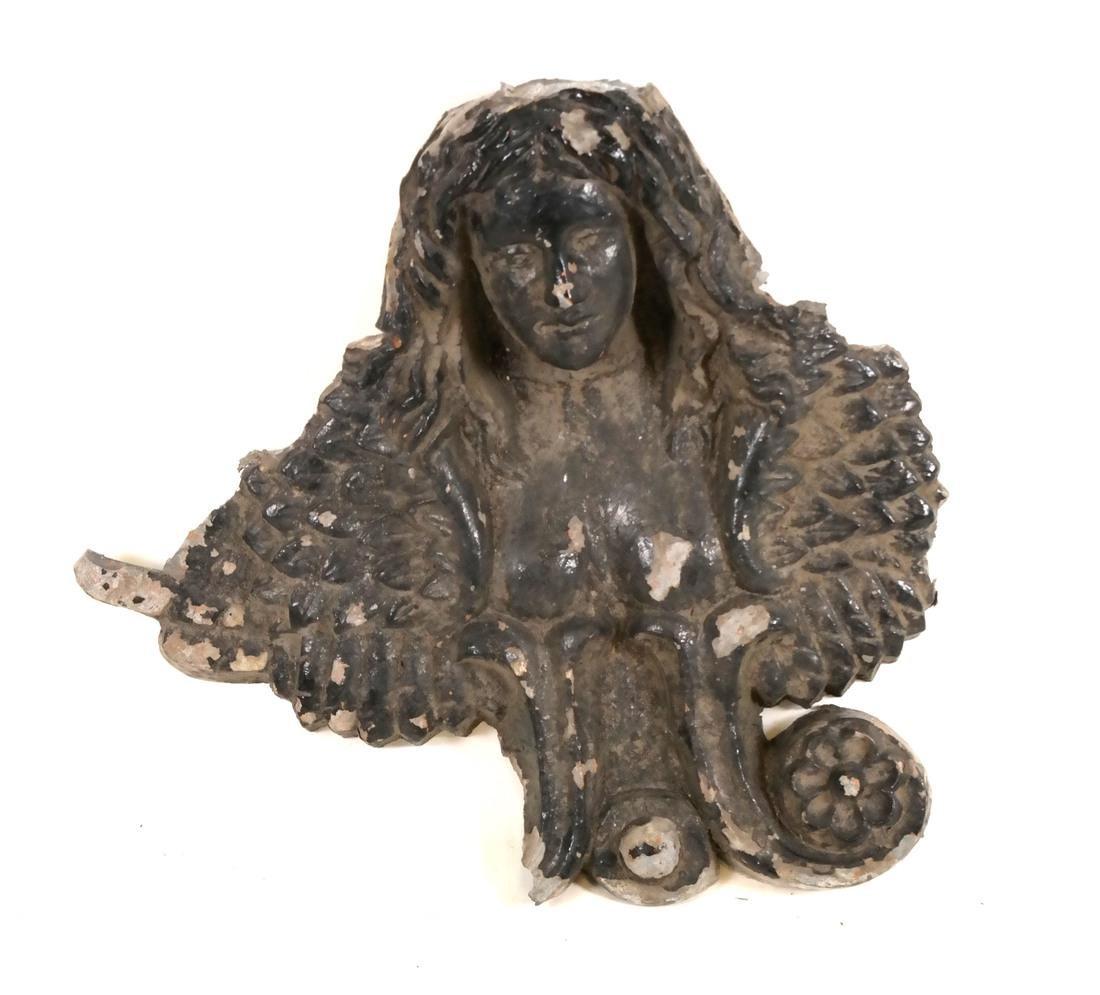 Metal Figural Relief - 2