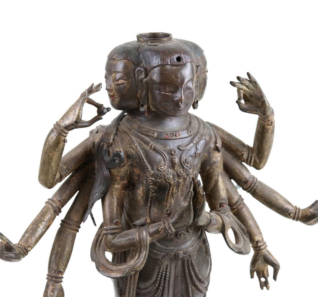 Southeast Asian Deity Figure - 2