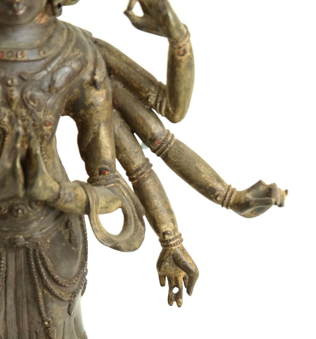 Southeast Asian Deity Figure - 4