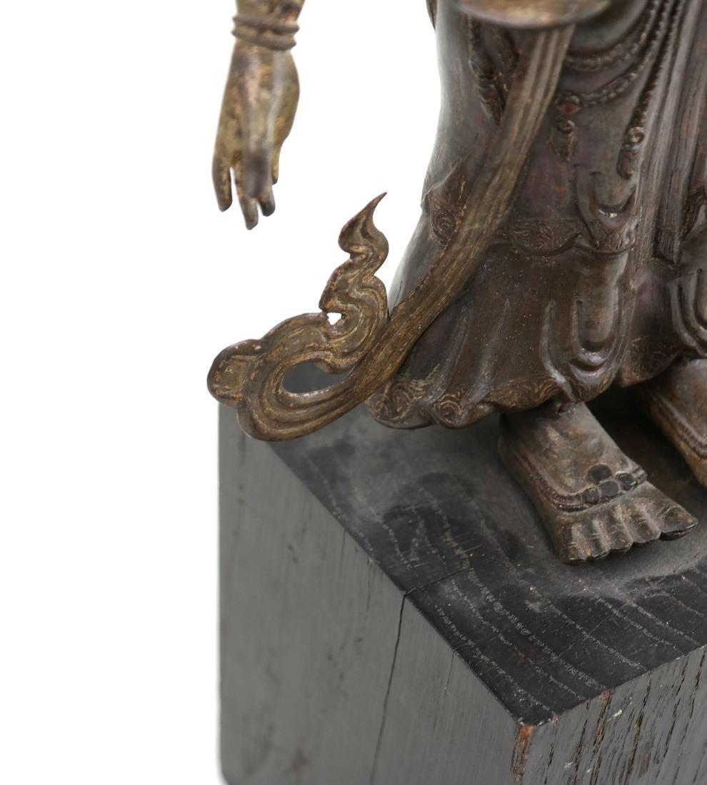 Southeast Asian Deity Figure - 5