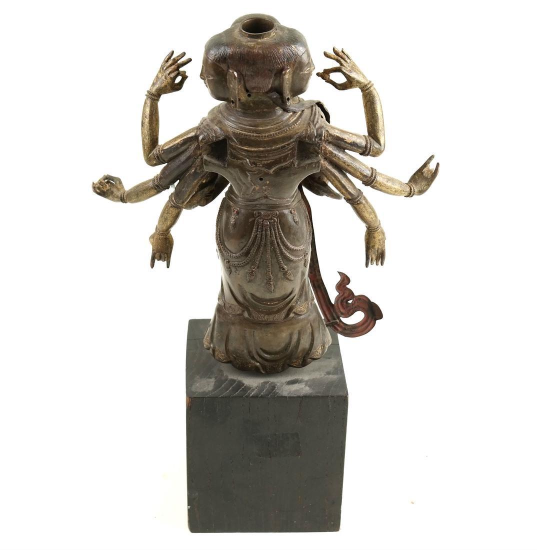 Southeast Asian Deity Figure - 7