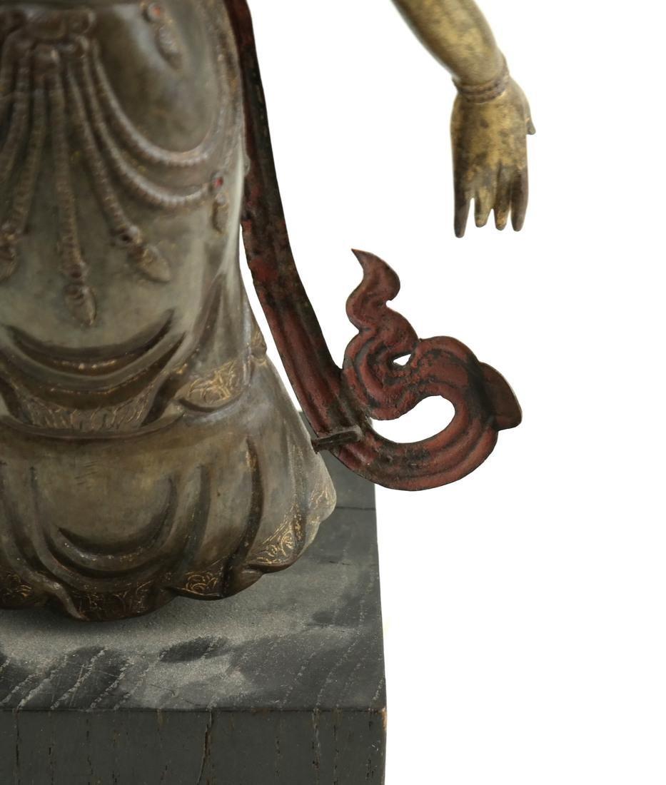 Southeast Asian Deity Figure - 8
