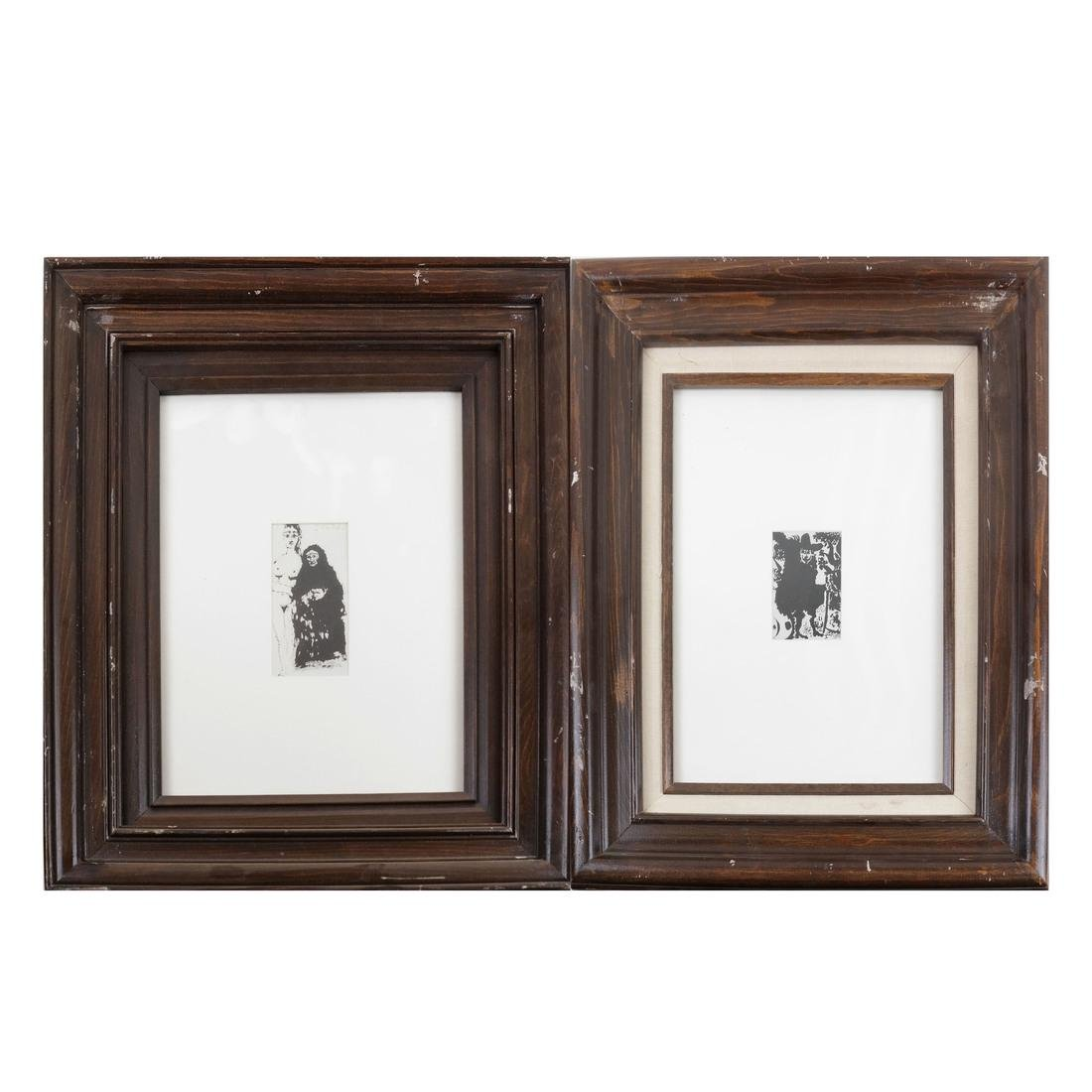Two Picasso Prints
