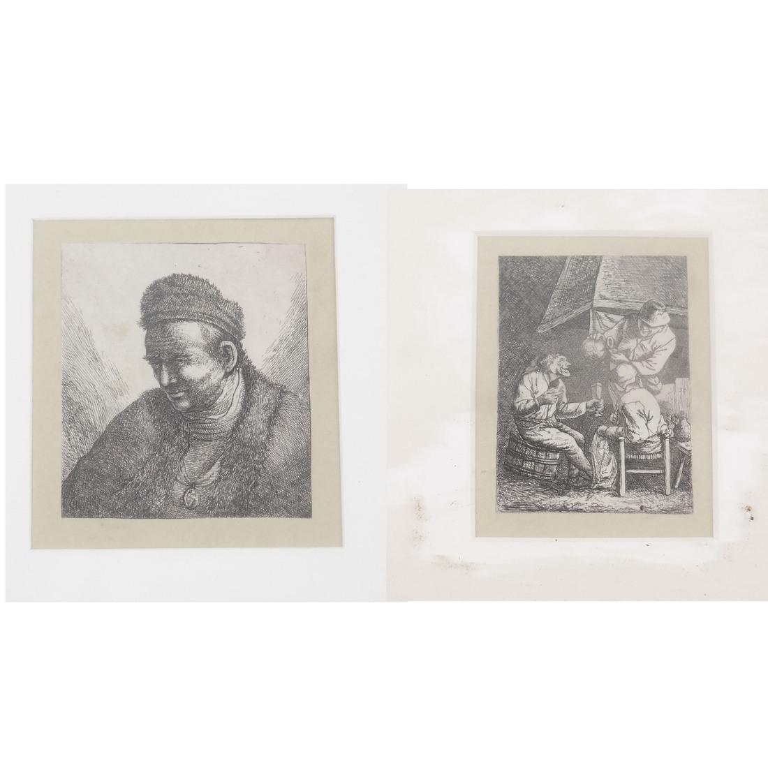 Ten Various Framed Prints - 9