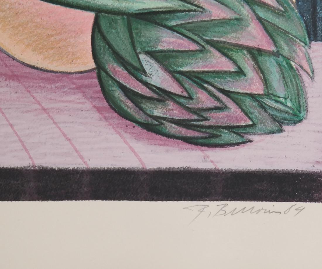 Surrealist-Style Portrait, Print - 4