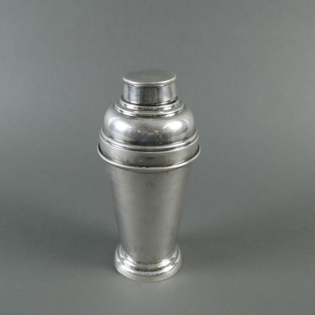 .900 Standard Silver Cocktail Shaker