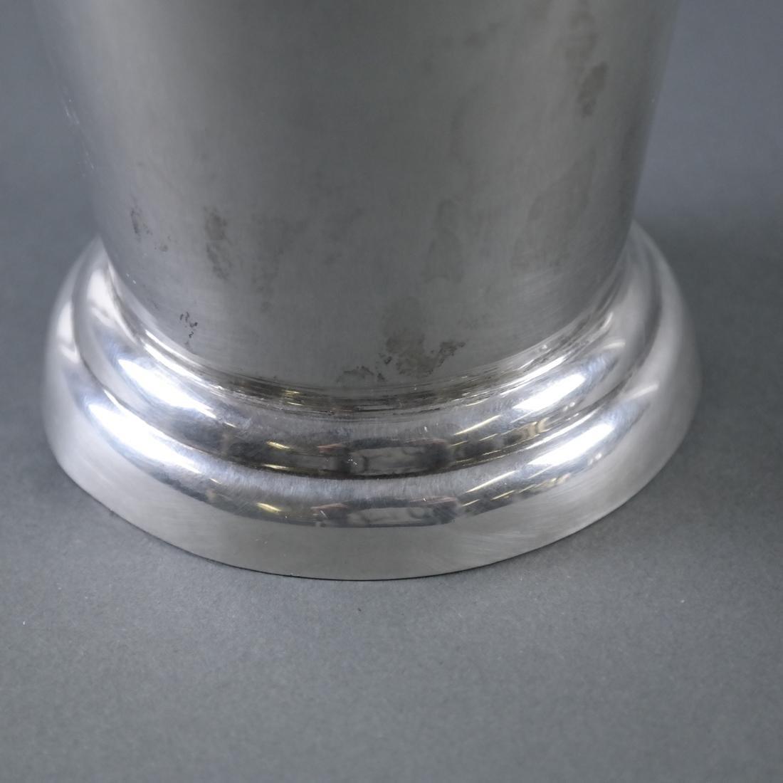 .900 Standard Silver Cocktail Shaker - 7