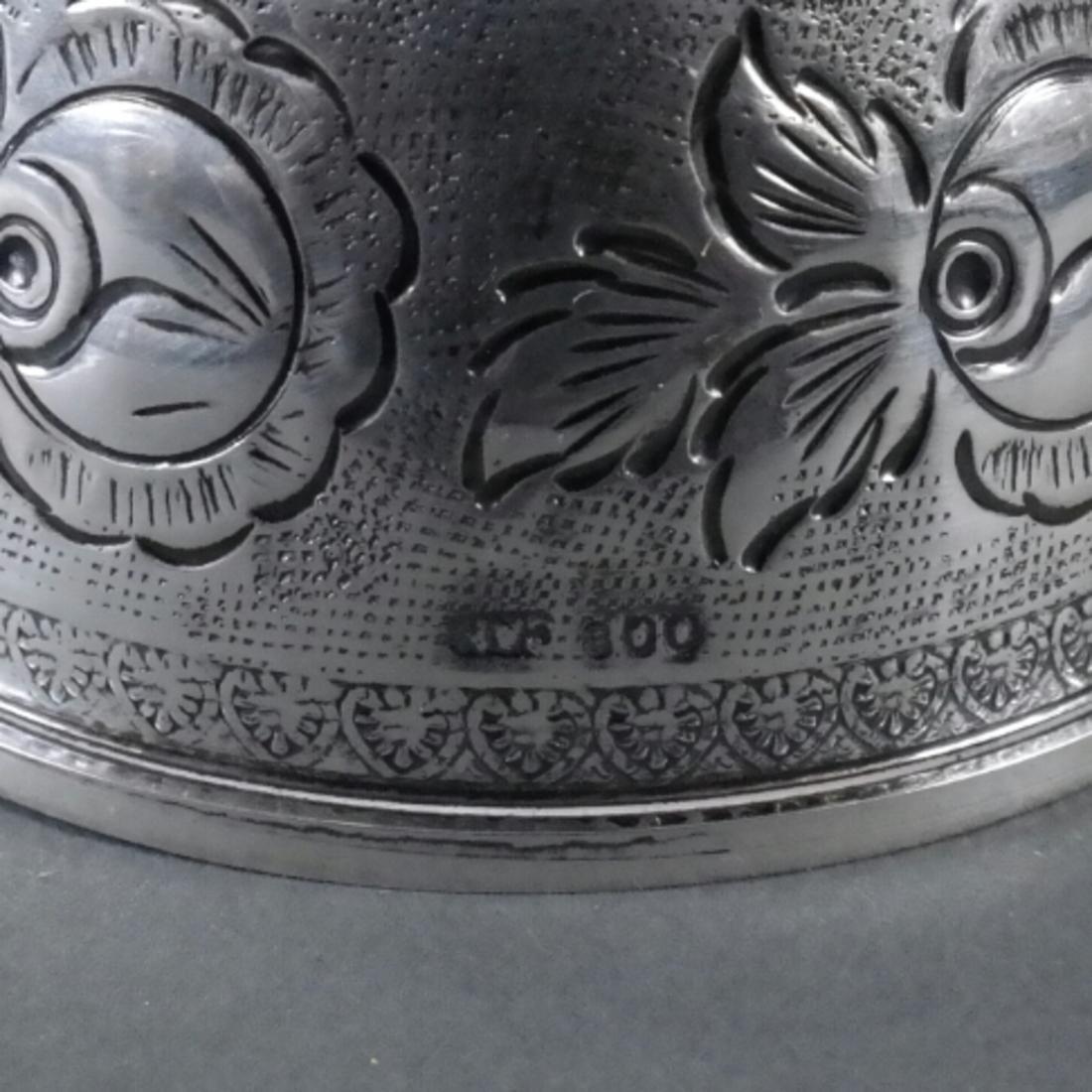 .800 Standard Silver Kiddush Cup - 2