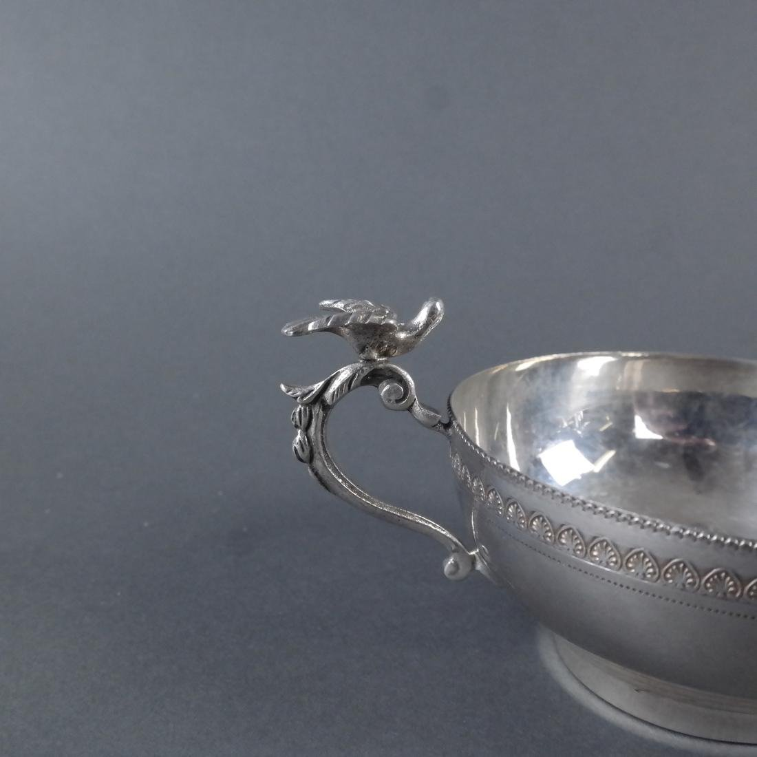Two .900 Standard Silver Cups - 4