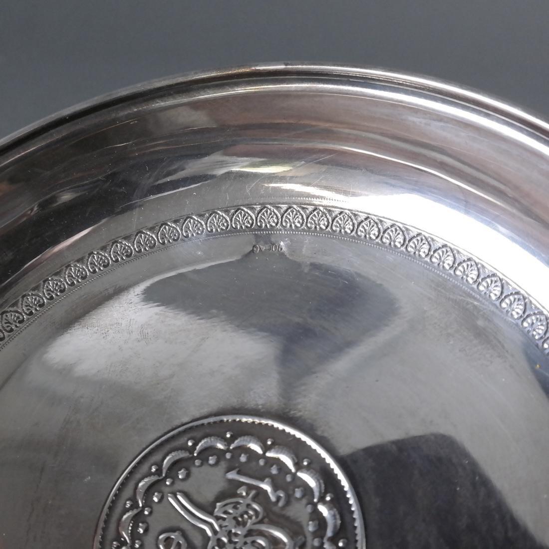 .900 Standard Silver Bowl - 5