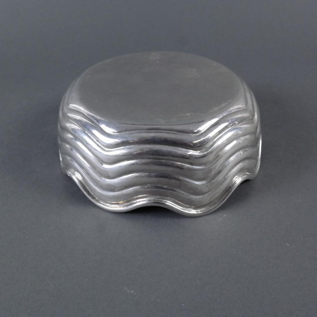 .900 Standard Silver Wave-Form Bowl - 4